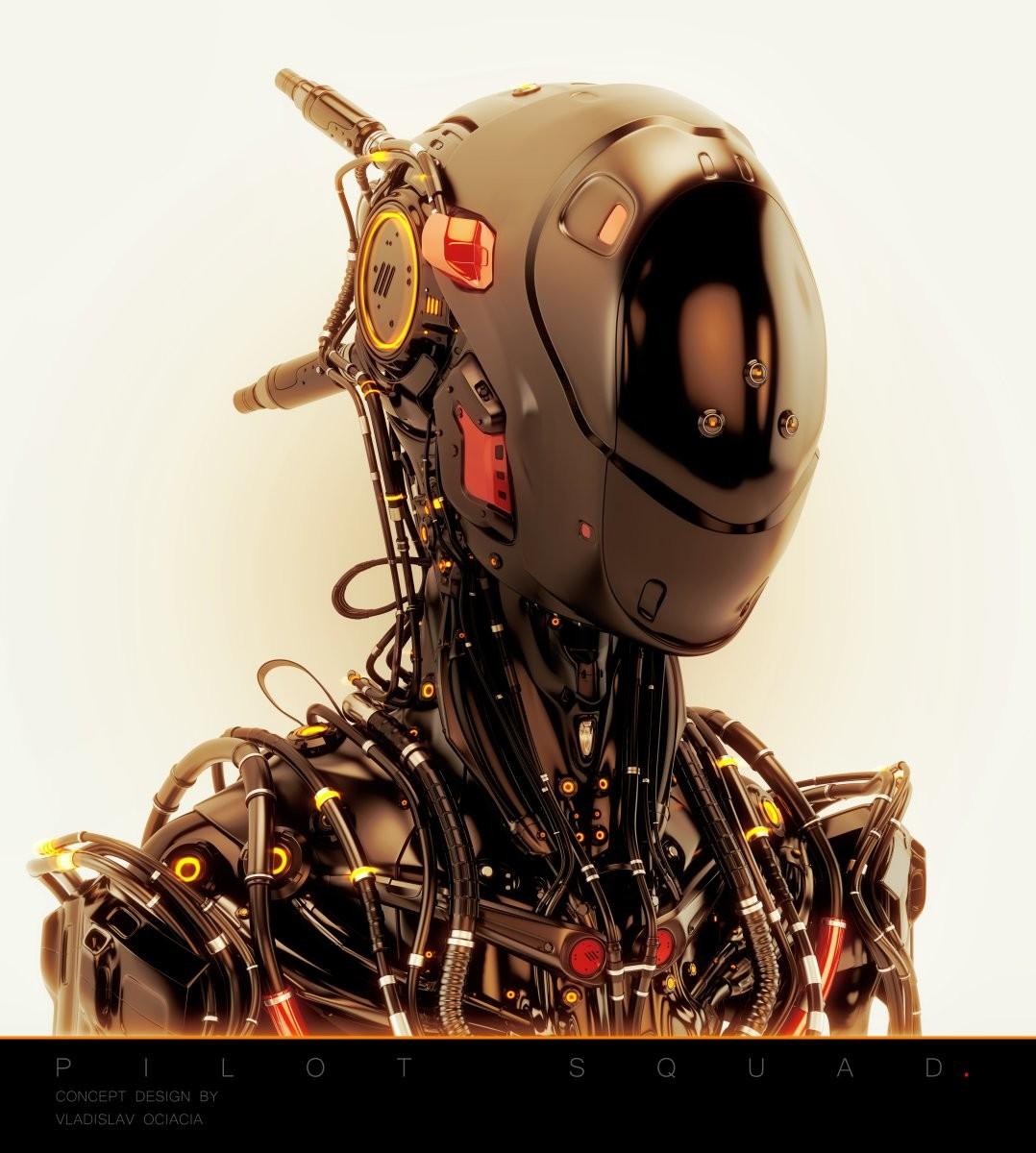Vladislav ociacia pilot robot squx 3