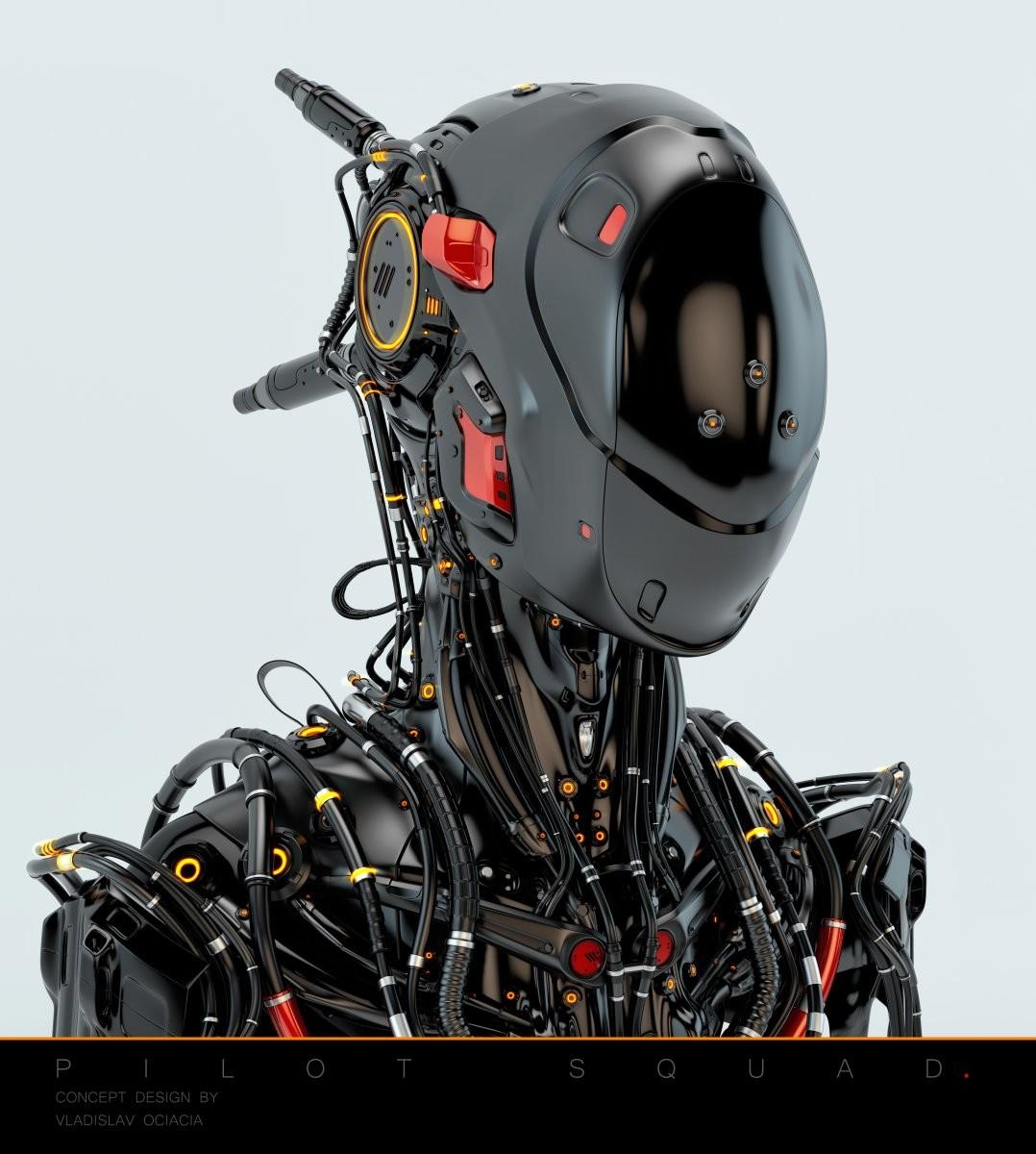 Vladislav ociacia pilot robot squx 4