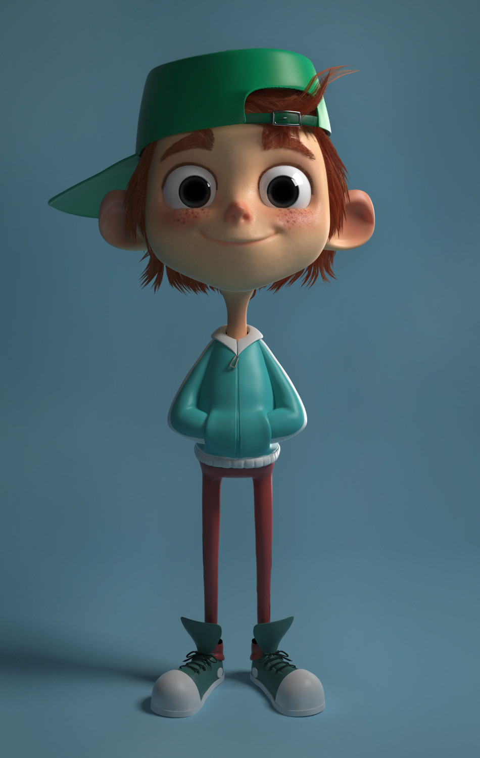 Character Design Little Boy : Artstation the boy anderson carlos
