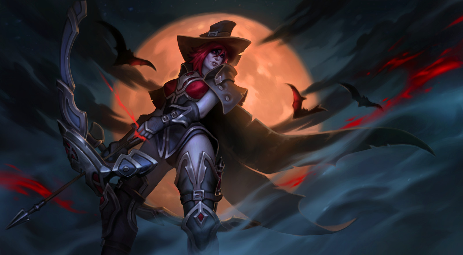 Drow Ranger Dota 2 Immortals: Ekaterina Shapovalova Portfolio