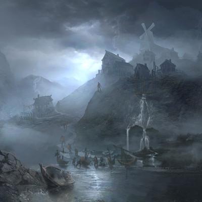 Vaggelis manousakas fantasy village 1