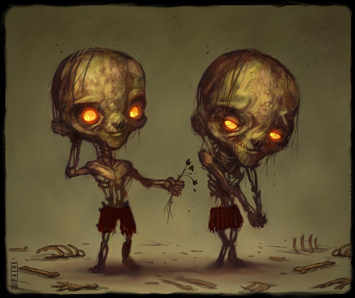 Patri balanovsky zombie love