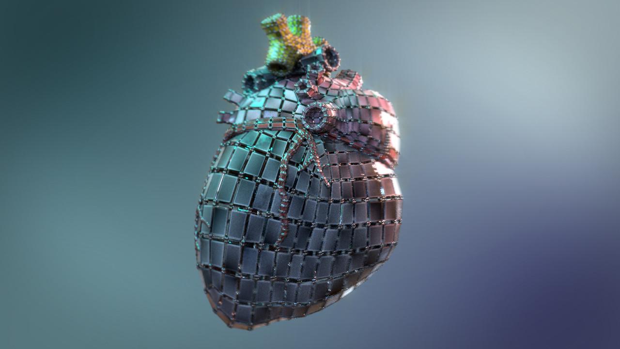 Cyber Heart beating