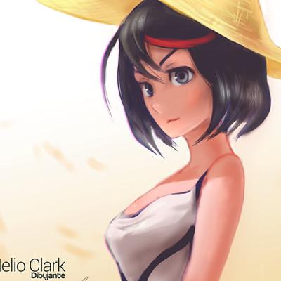 Helio clark matoi ryuko