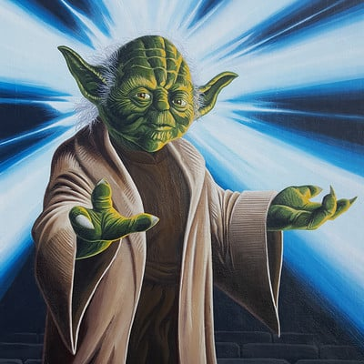 Dwayne stacho yoda traditional