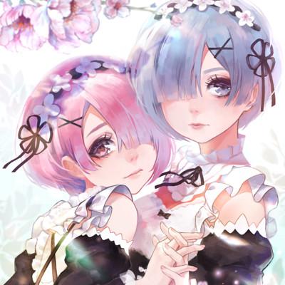 Fuwa rezero pixiv