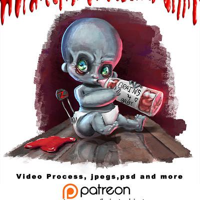 Kai satoshi zombie baby patreon