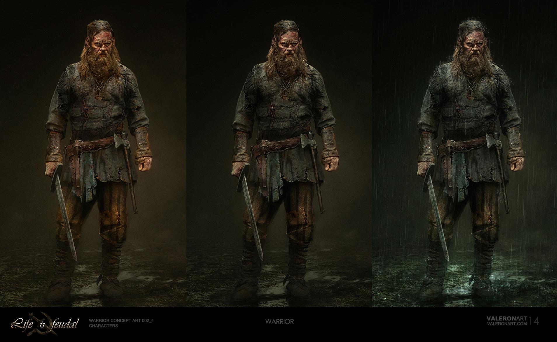 Val orlov warrior 01