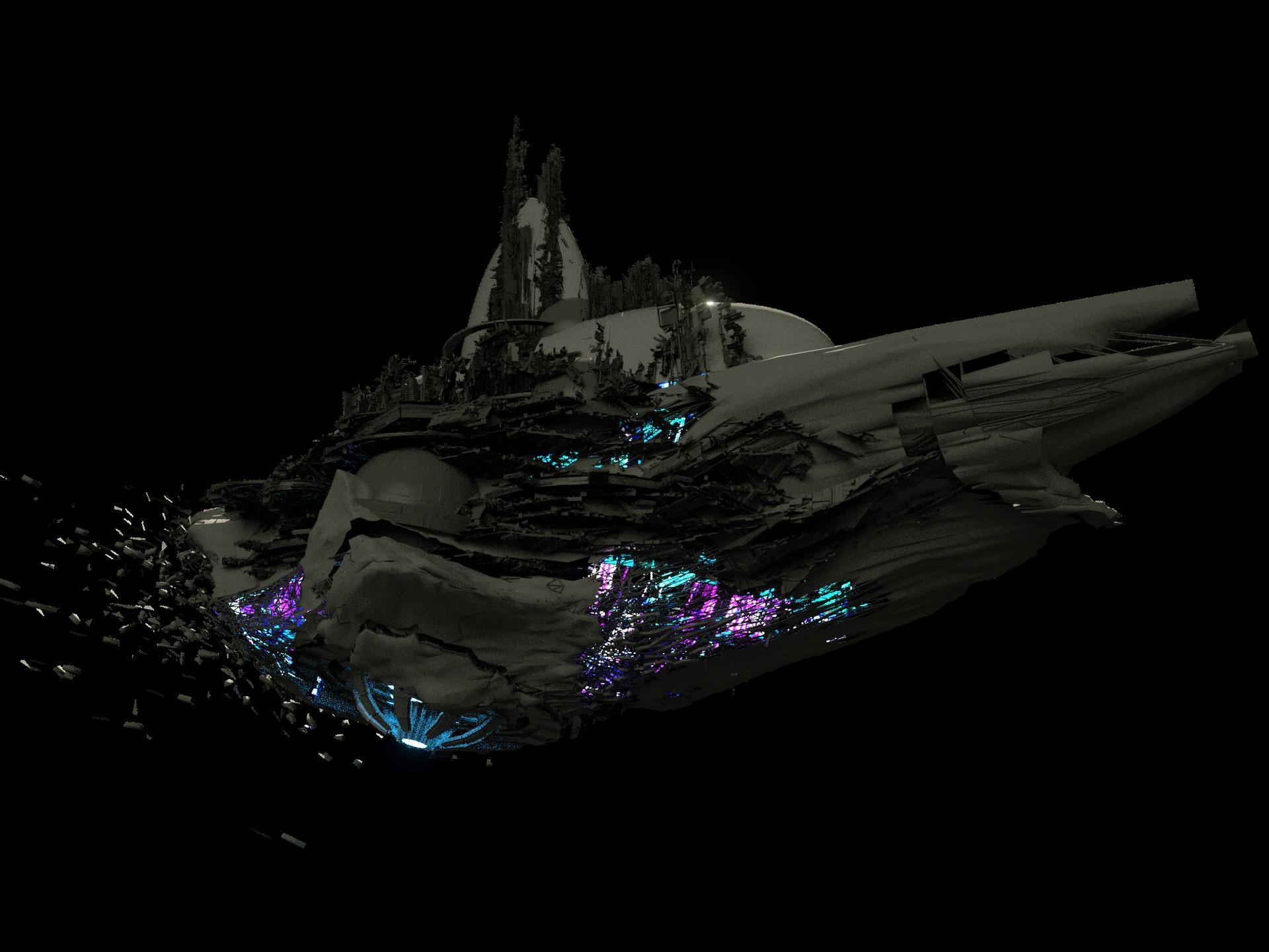 Leon tukker asteroid base