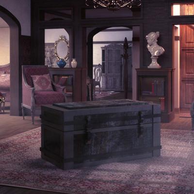 Saman kazemi parlor room