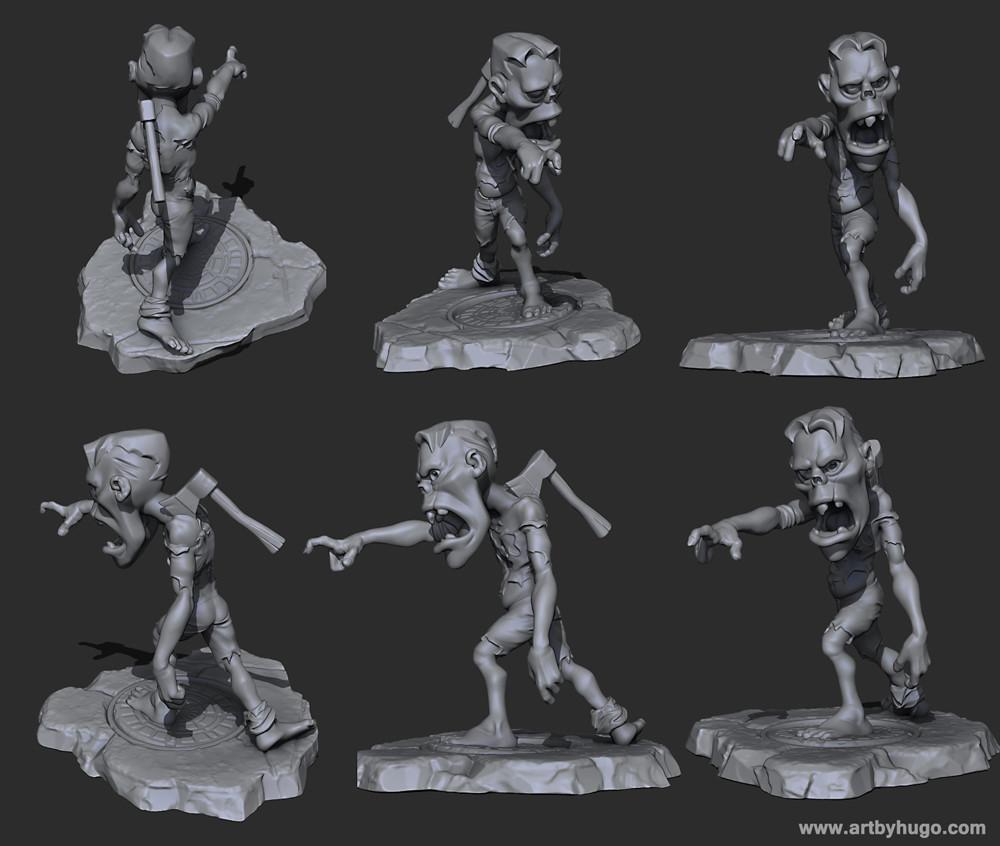 Hugo beyer zombie05