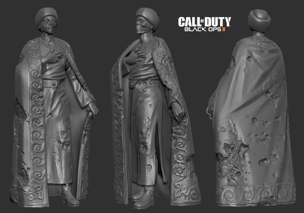 Hugo beyer blackops2 statue03