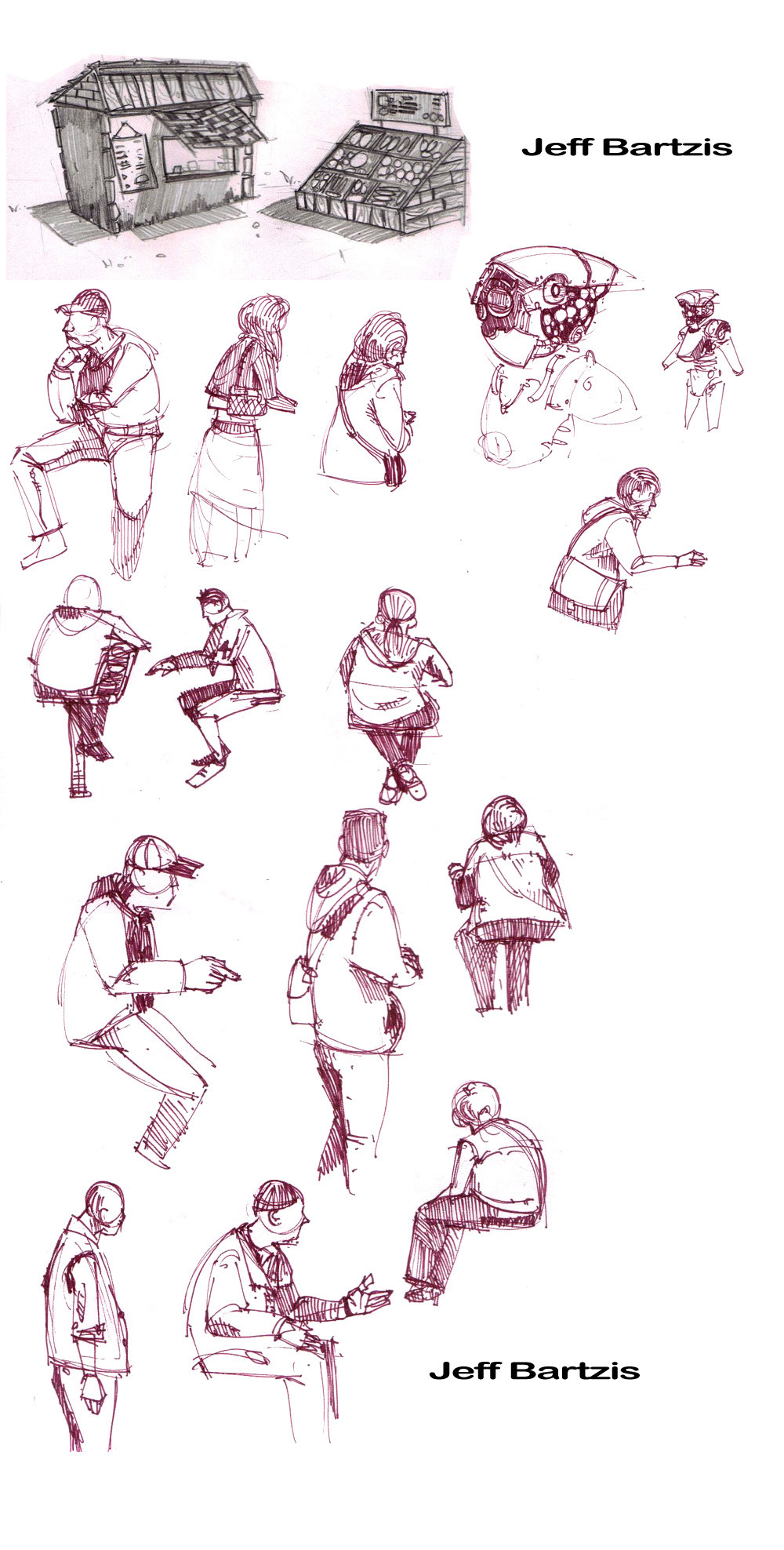 Jeff bartzis sketchbook stuff 012