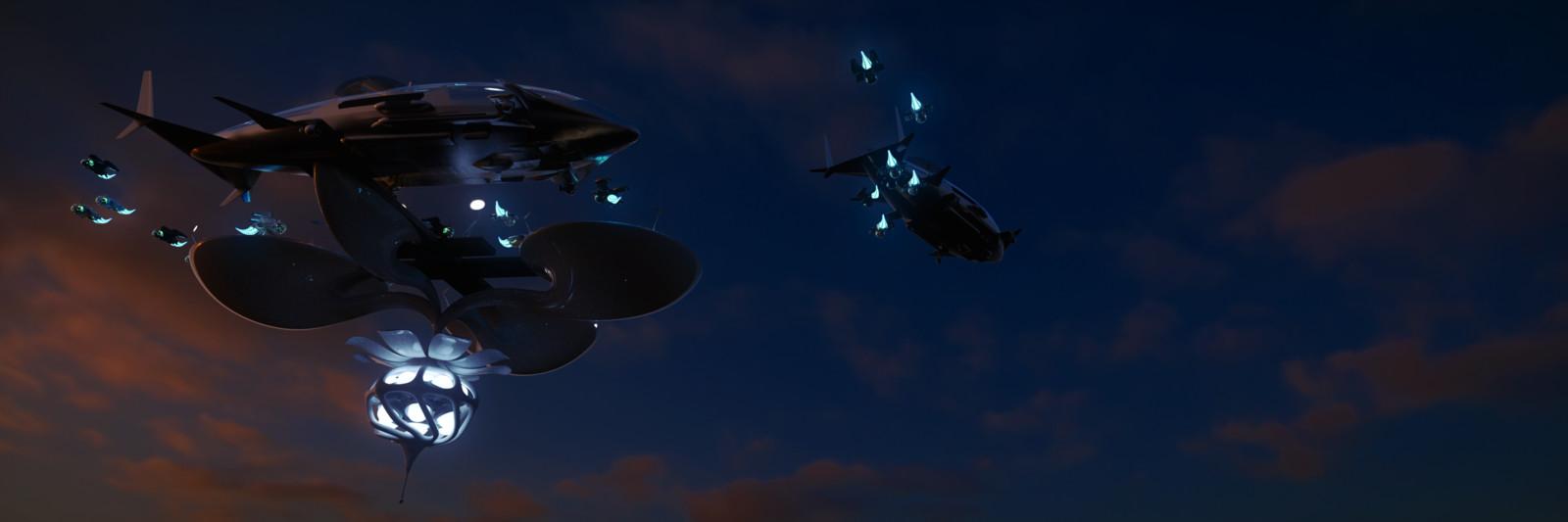 Renovated Firefly & SpitBiter (WIP) Dock Scene 38 02