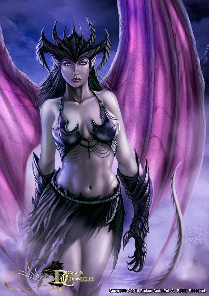 Succubus - Dragon Chronicles