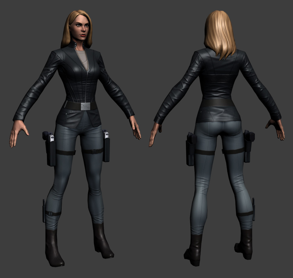 Kelsey martin agent13 wip3