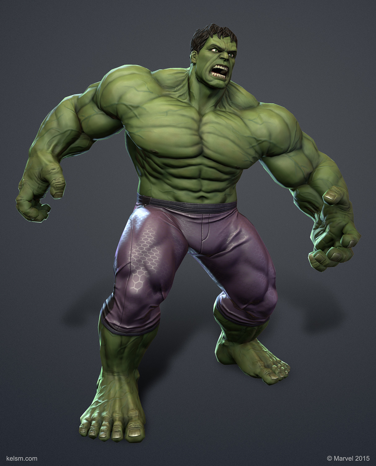Kelsey martin hulk02 beauty