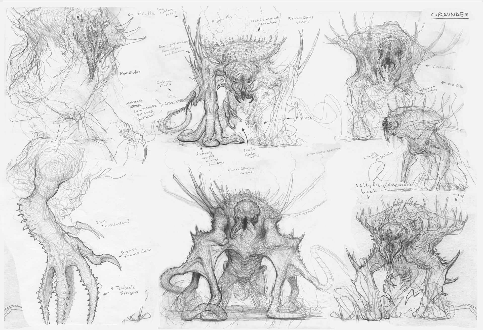 Scott flanders evolve kraken 2