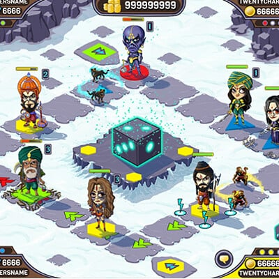 Vibhas virwani gameboardthemeconcepts