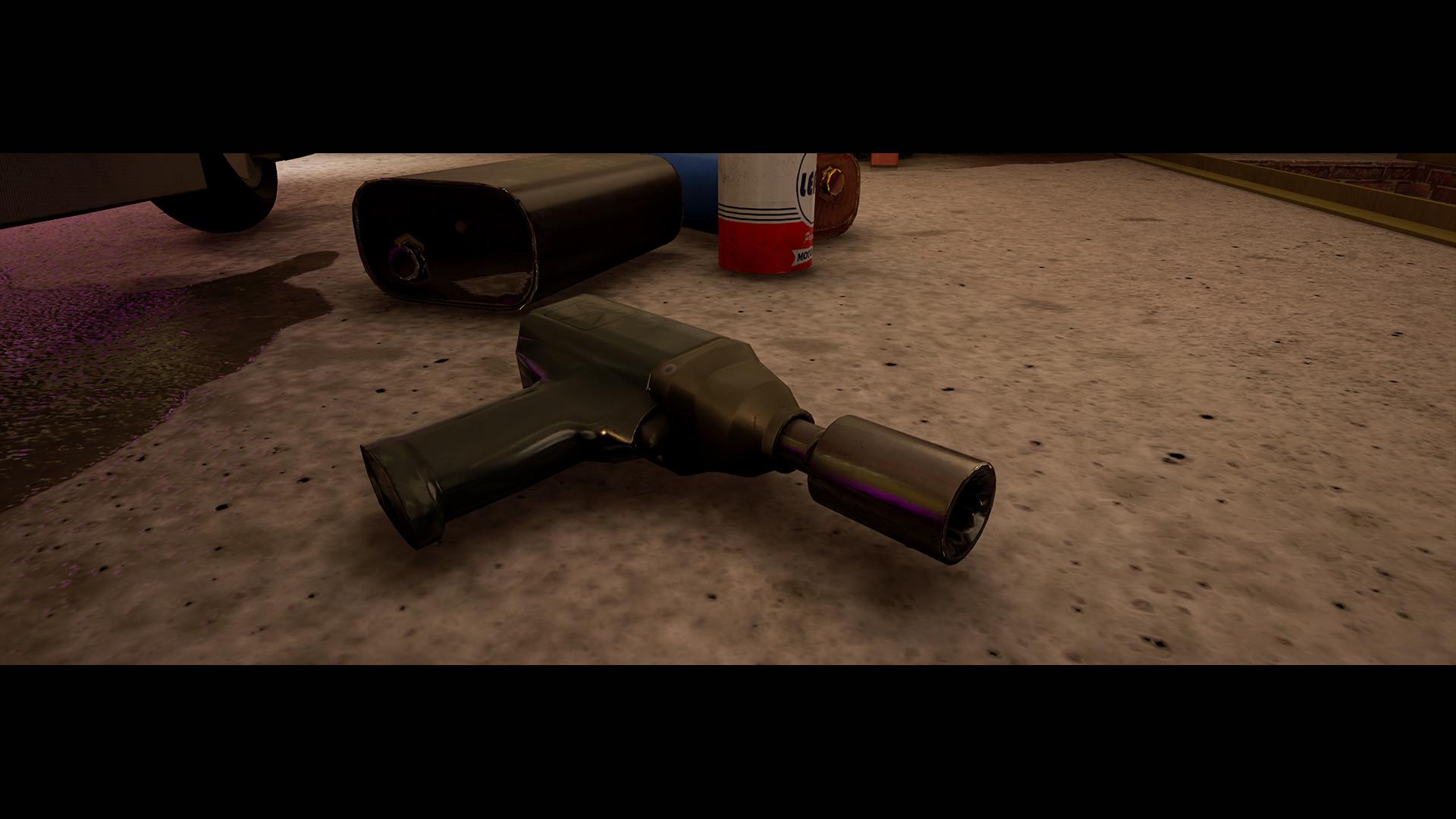 Glory shots Socket Gun