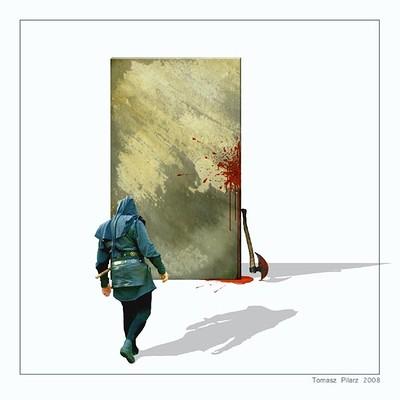 Tomek pilarz executioner by tepesart