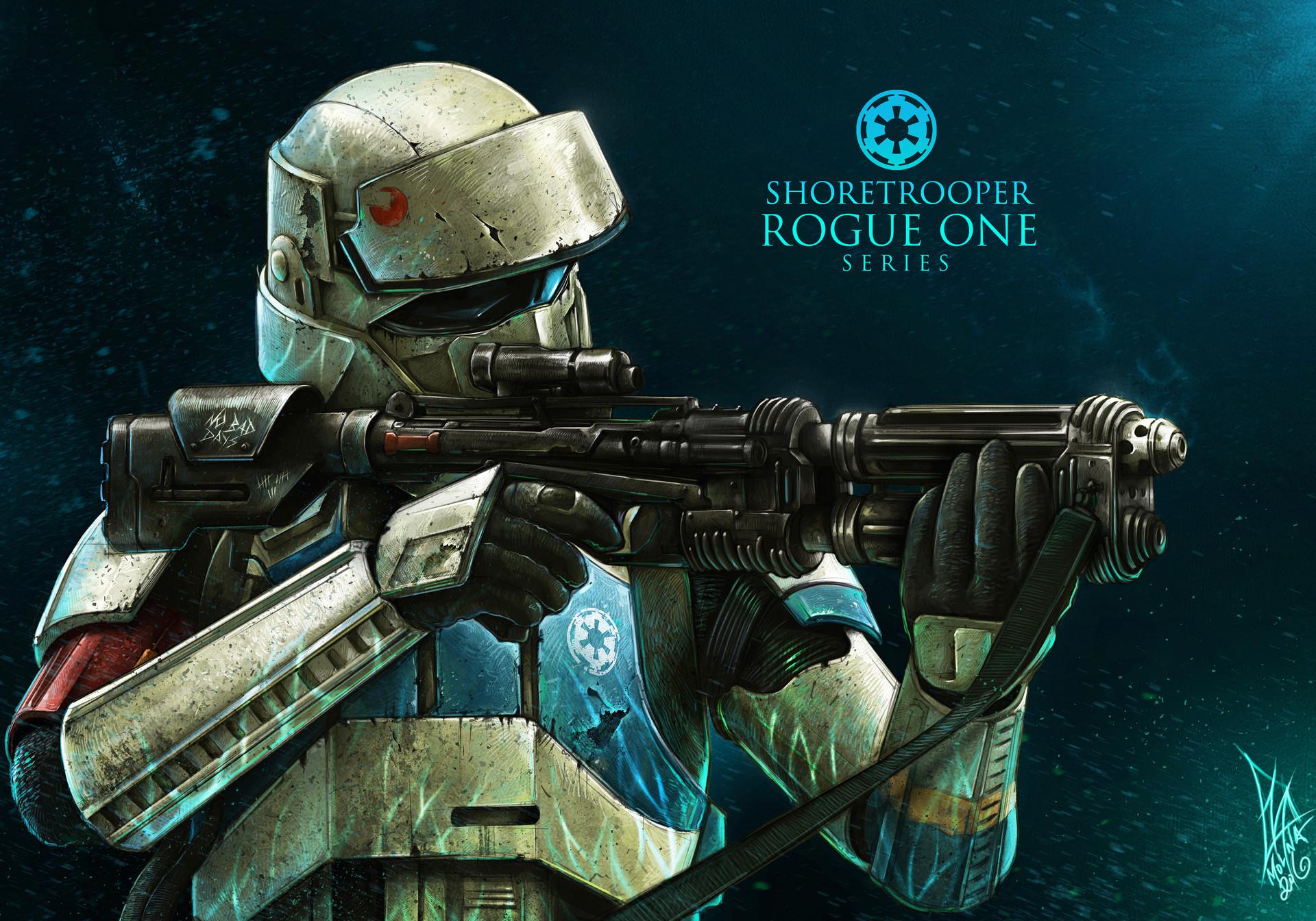 Shane molina shoretrooper