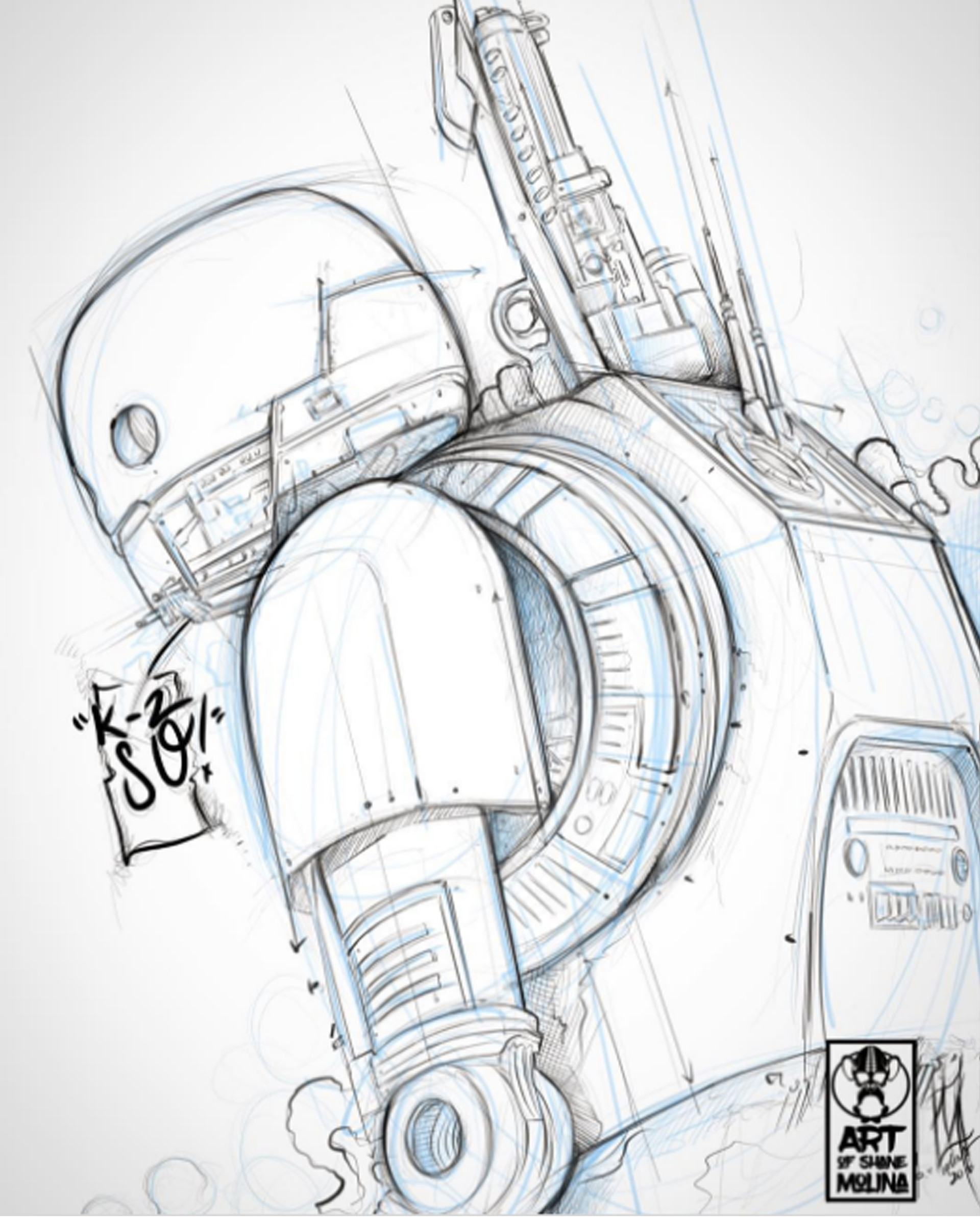 Shane molina k 2s0 sketch