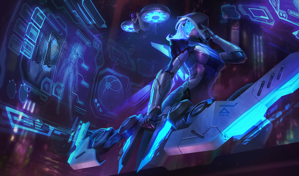 Image result for ashe lol project