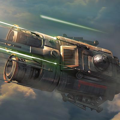 Krzysztof bielenin ilmc spaceship
