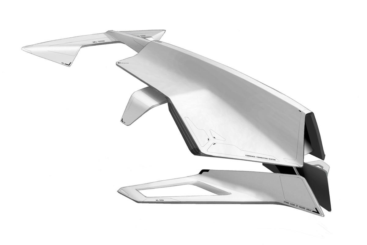 Buryat sky barracuda white