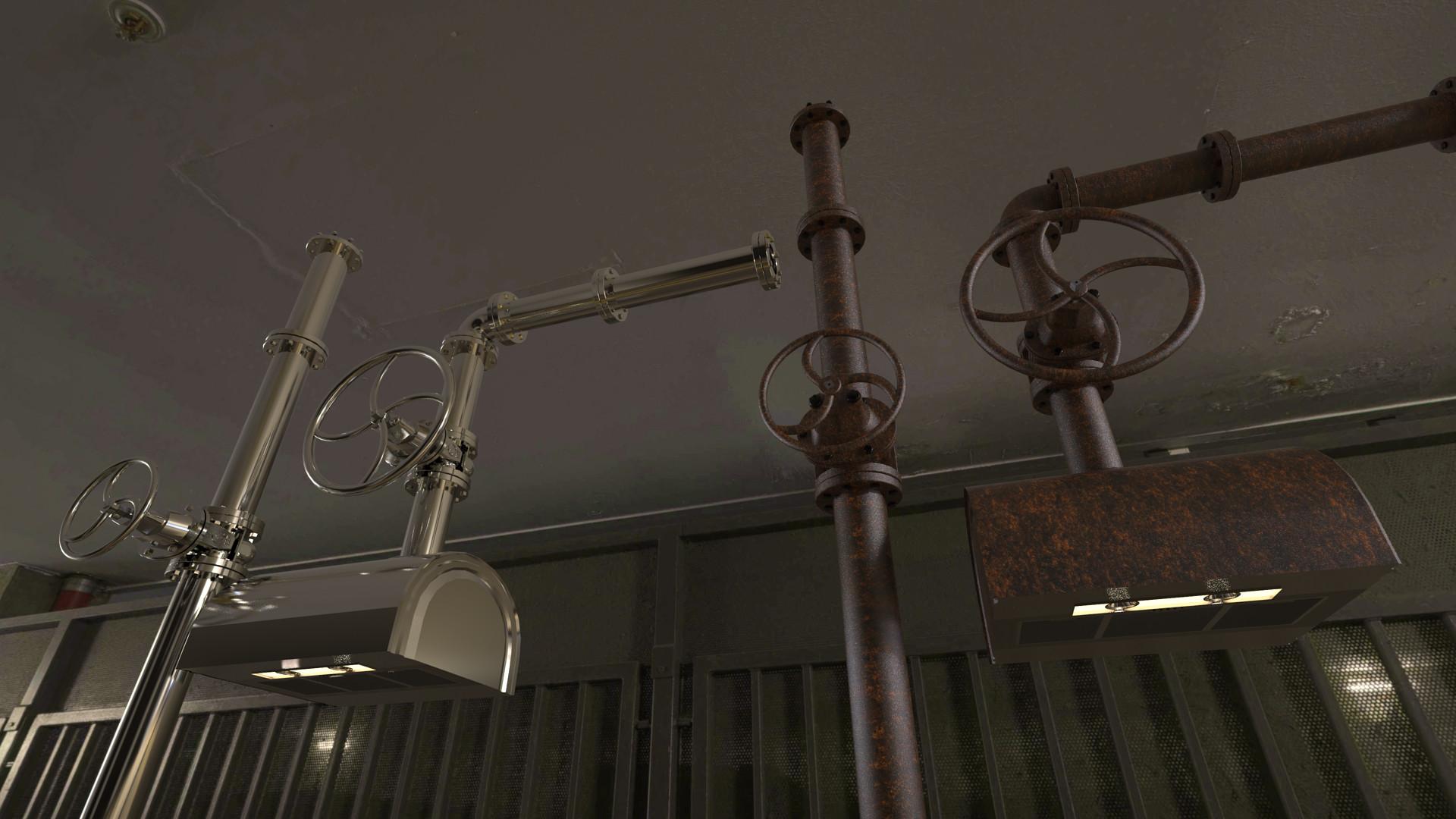 Duane kemp rivendell stainless steel and rust uv 0