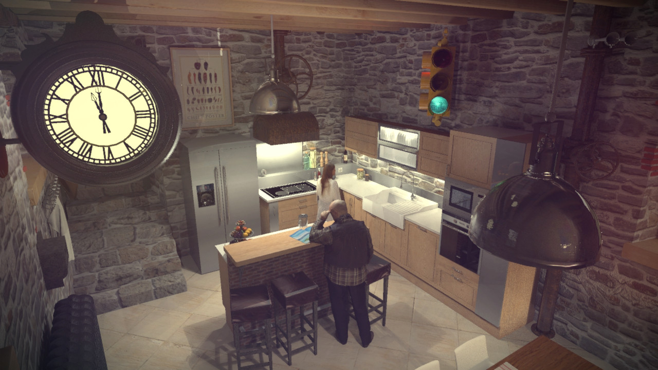 SketchUp + Shaderlight