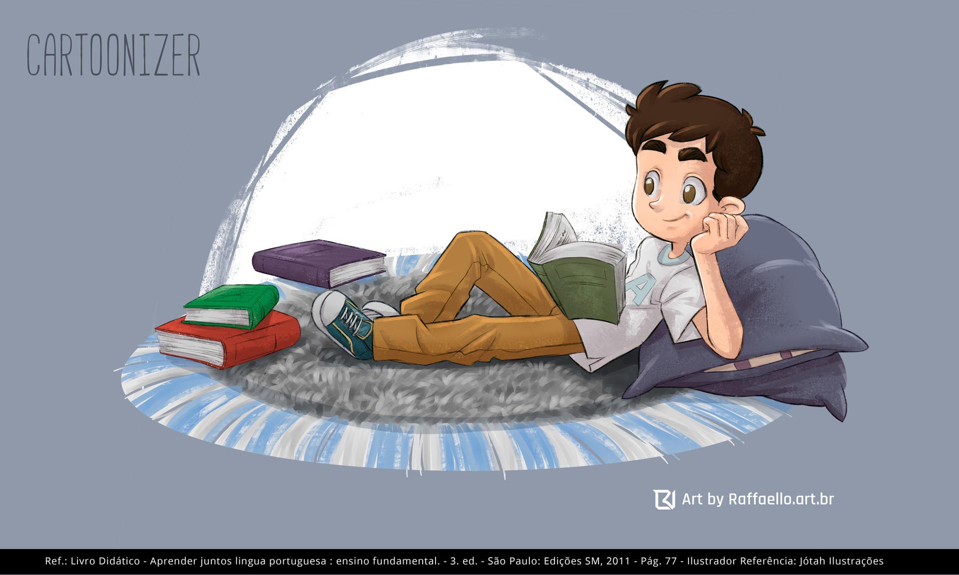 Luiz raffaello cartoonizer02