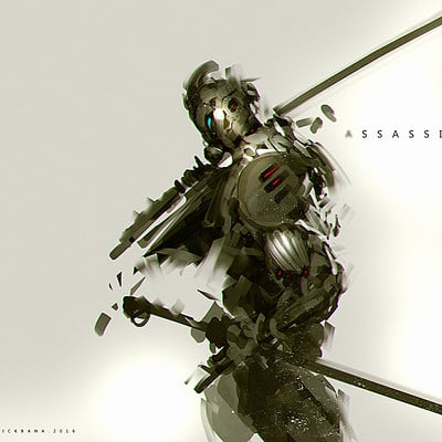 Benedick bana assassin4