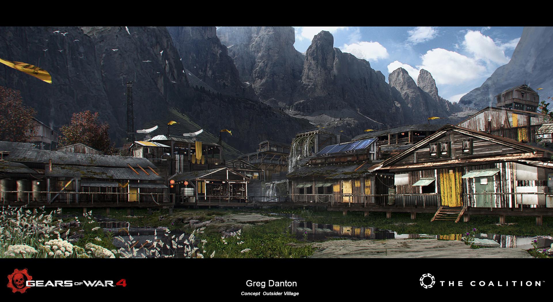 Greg danton art 24