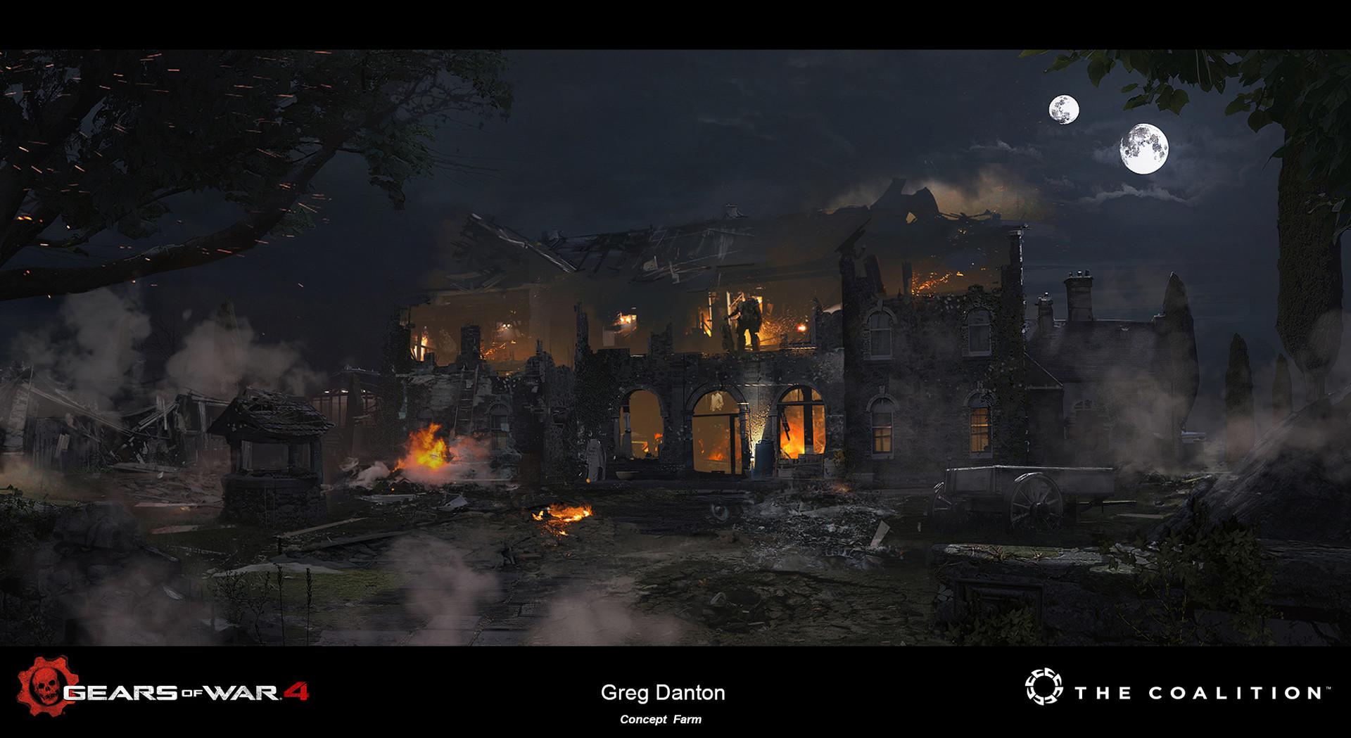 Greg danton art 25