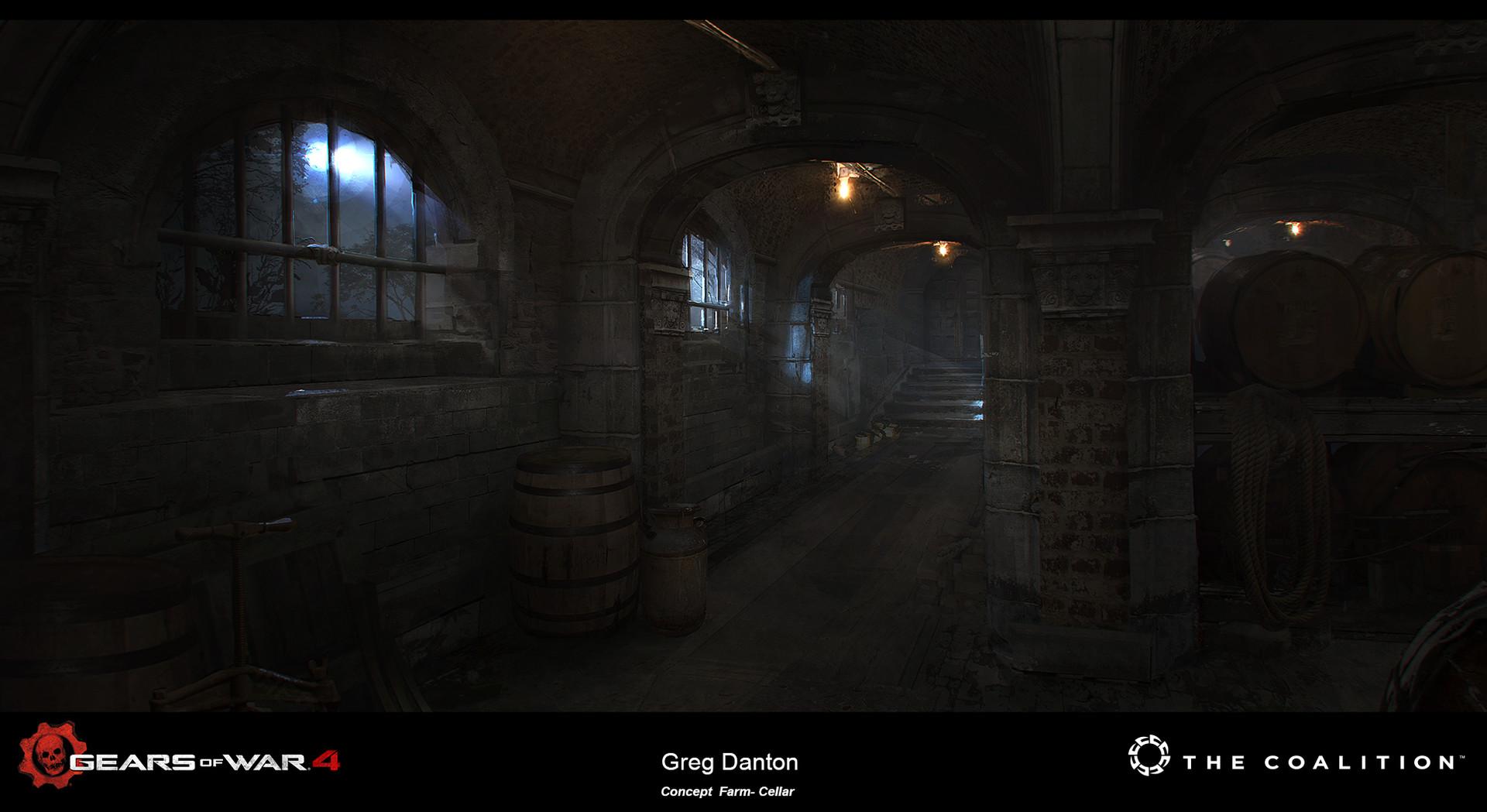 Greg danton art 27