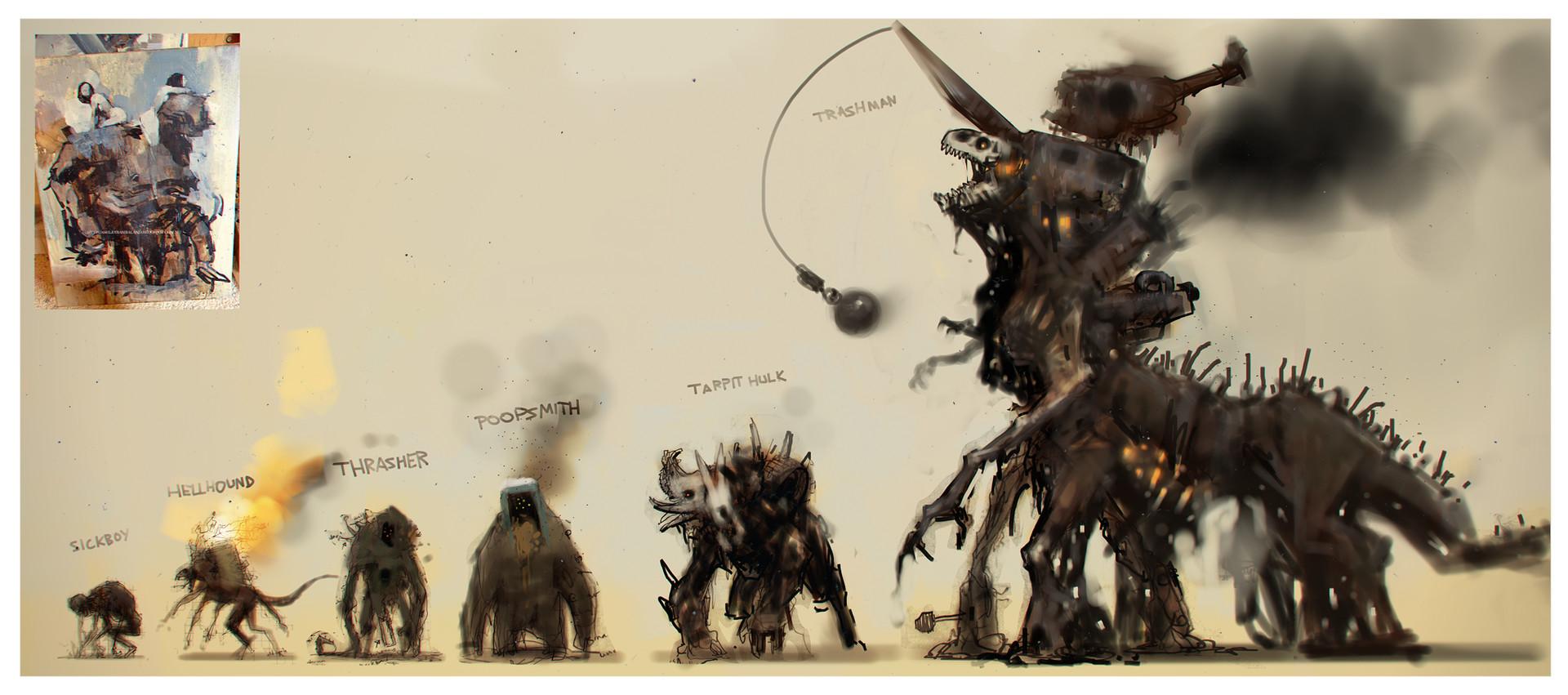 Scott flanders invader monsters 3