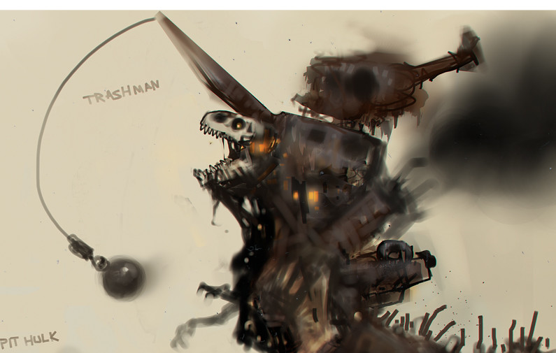 Scott flanders invader monsters detail2