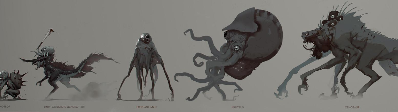 Scott flanders invader monsters detai43l