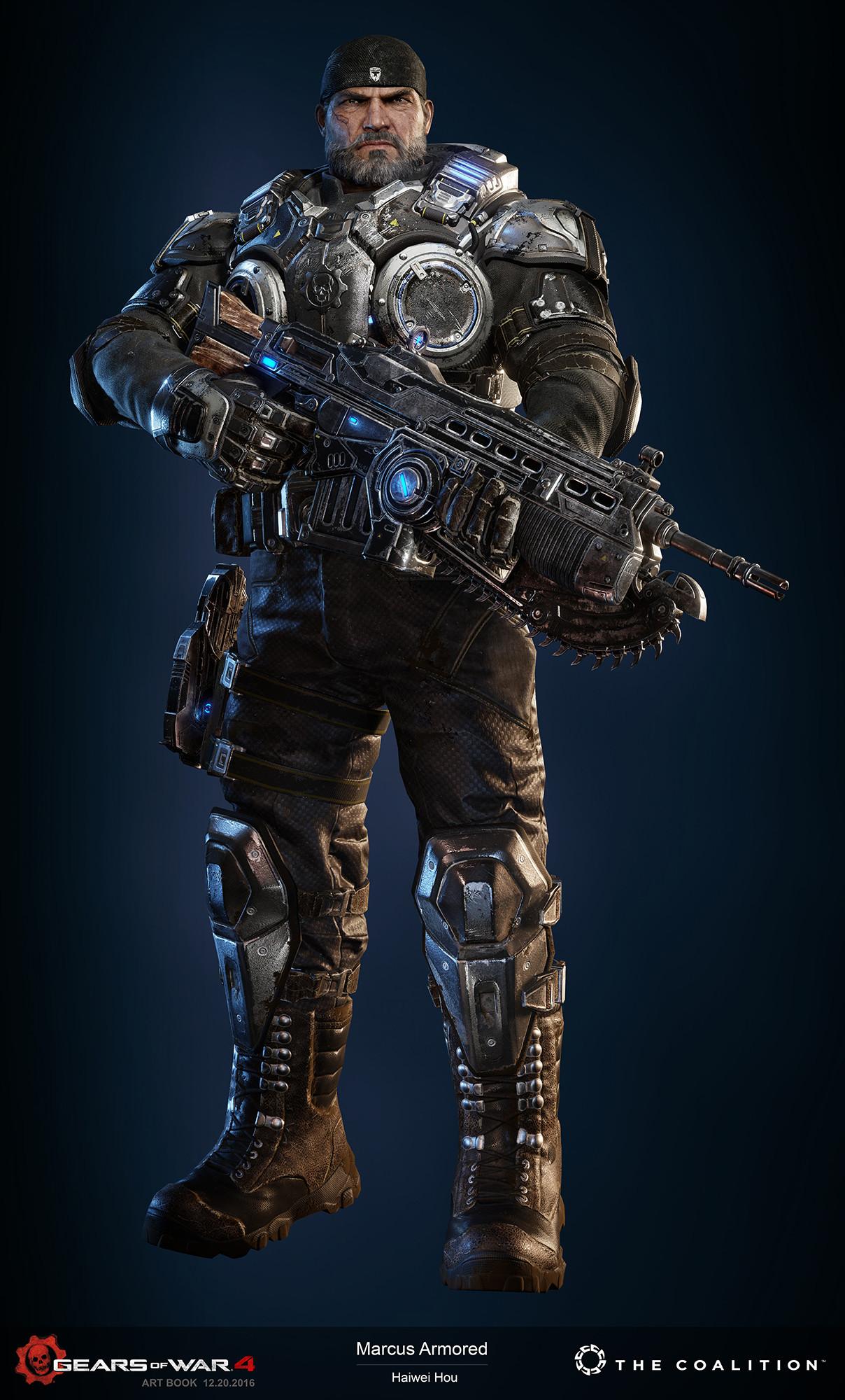 Marcus Armored