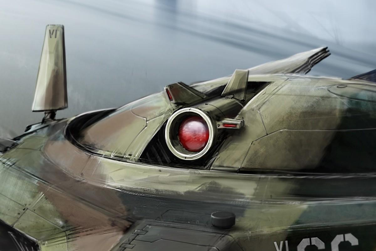 Buryat sky hover tank 2