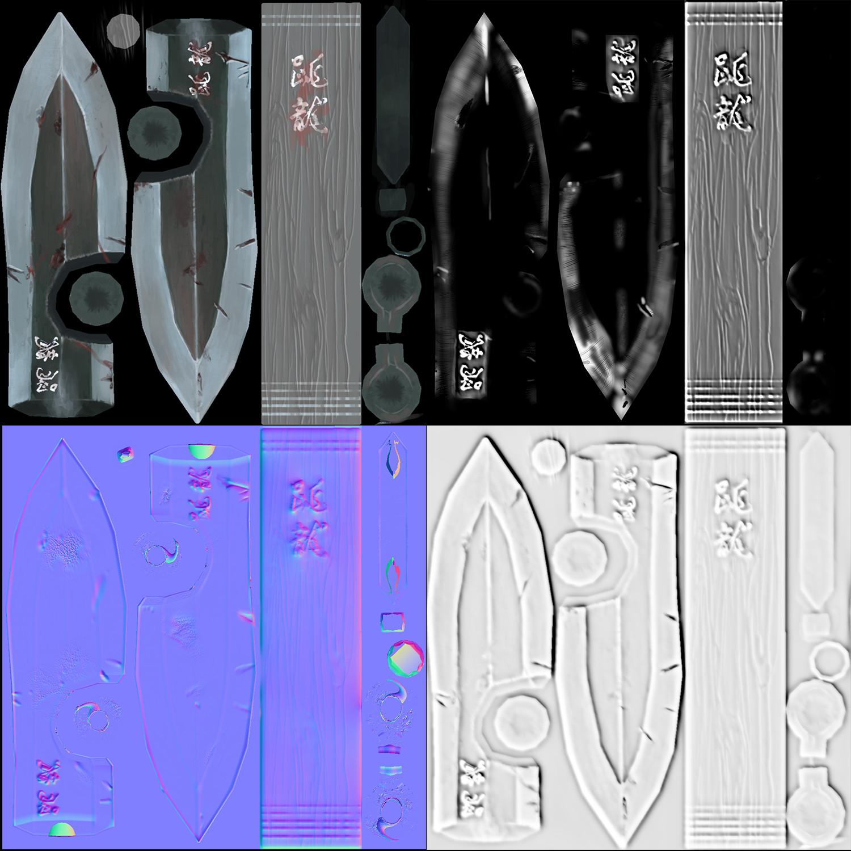 Randall smith blade4 maps