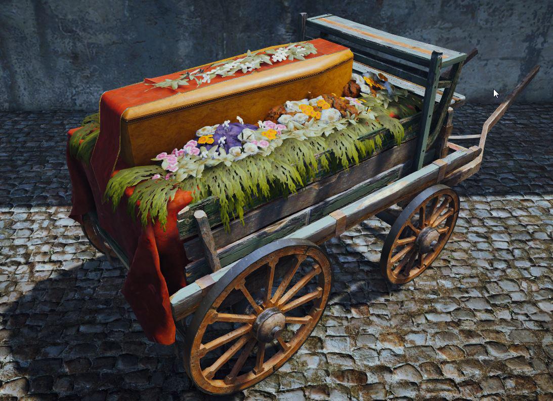 Ryan bailey coffincart midday acu