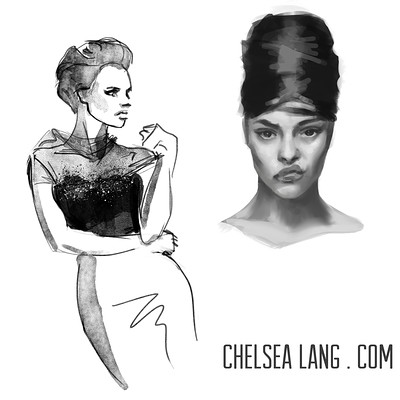 Chelsea lang zhuzhusketches