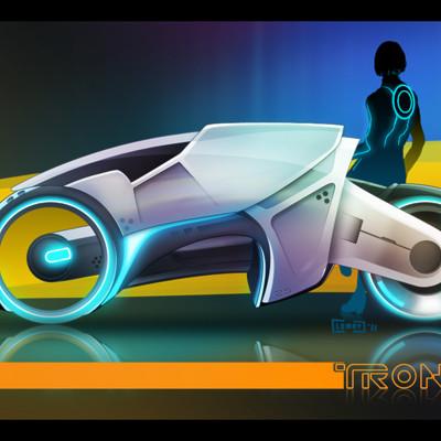 Blake lowry lightcycle2