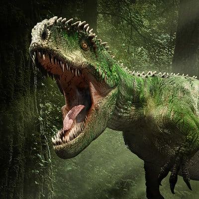 Damir g martin giganotosaurus