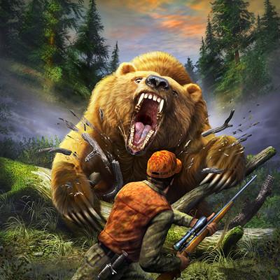 Bill melvin grizzlyx