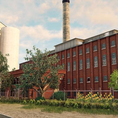 Trevor sedgwick sugar mill