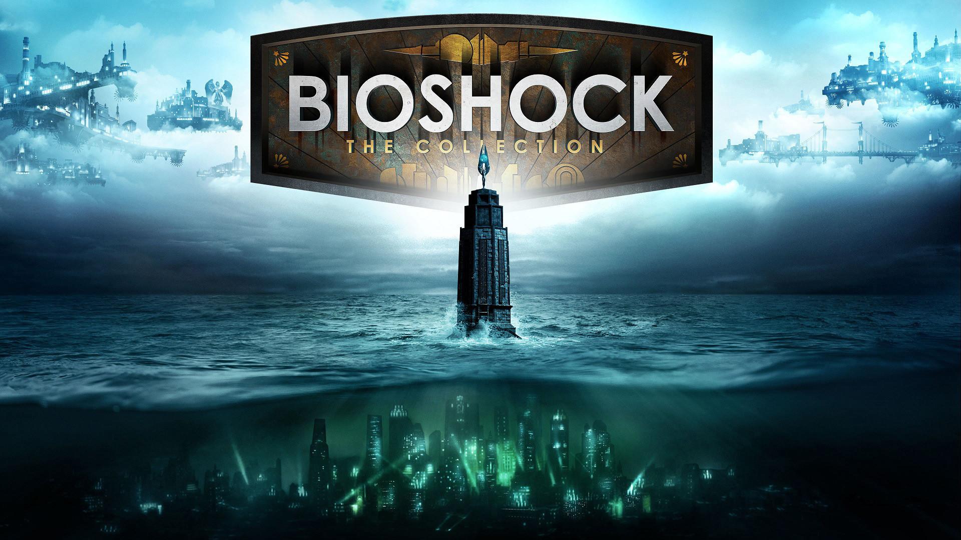 Cordell felix bioshock collection logo